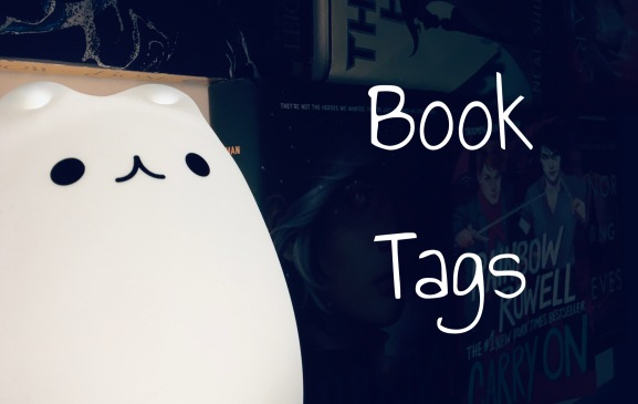 book tags header
